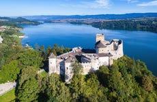 Escursione al fiume Dunajec e rafting