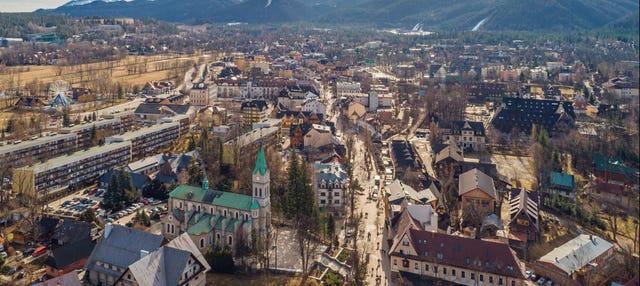 Excursión a Zakopane y los montes Tatras