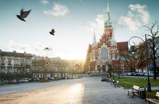 Free tour por el gueto y el barrio de Podgórze