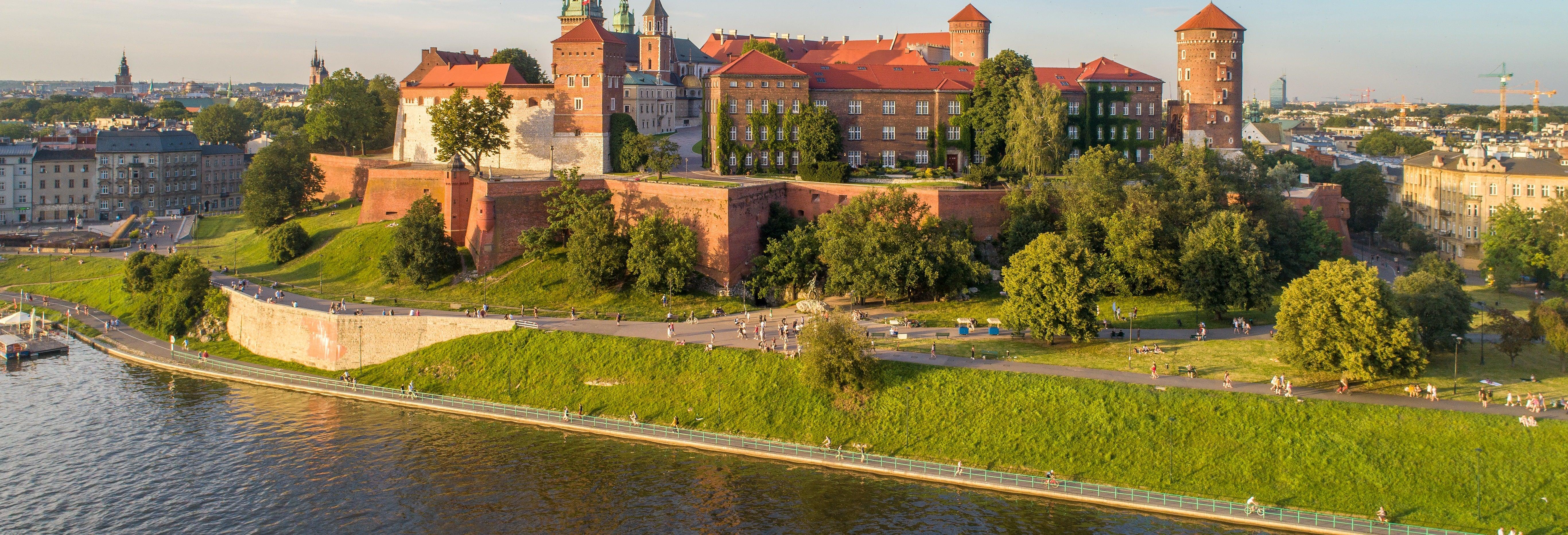 Tour pela catedral de Cracóvia + Colina de Wawel