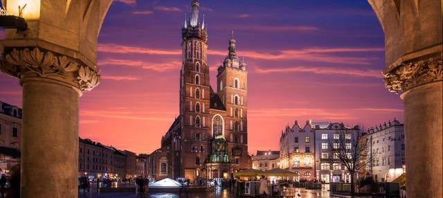 Free tour de mistérios e lendas por Cracóvia