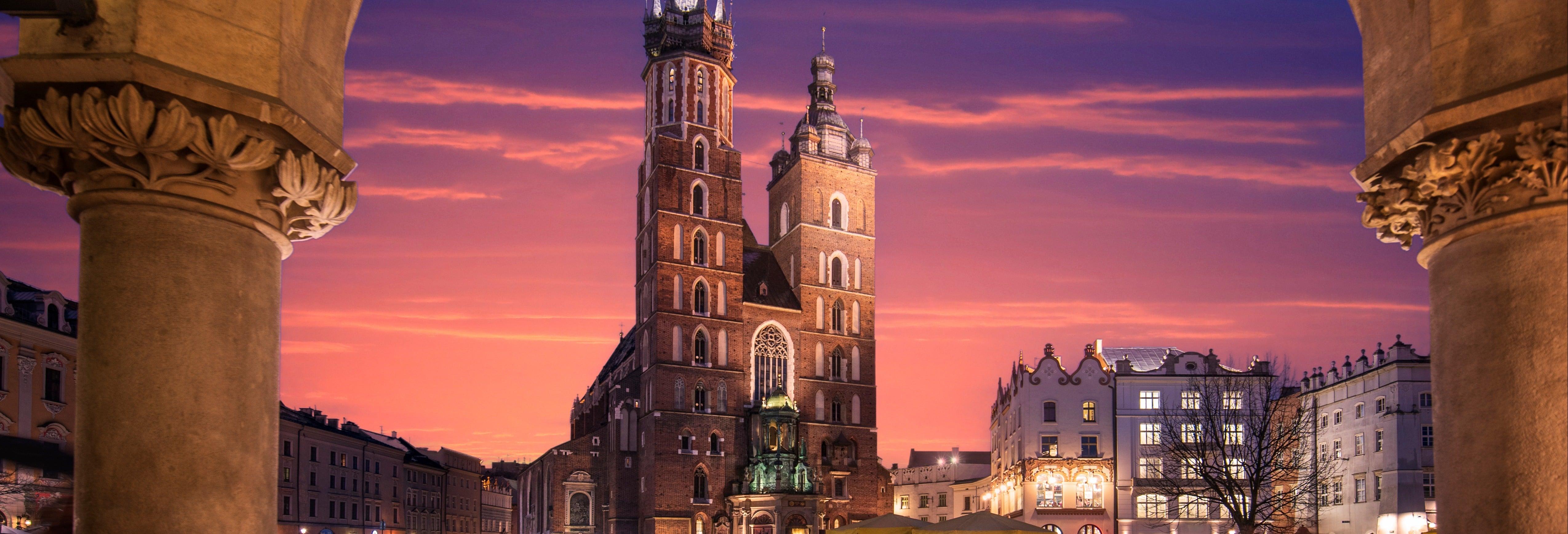 Free tour di Cracovia, fra misteri e leggende