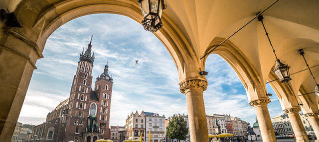 Visita guiada privada por Cracovia con guía en español