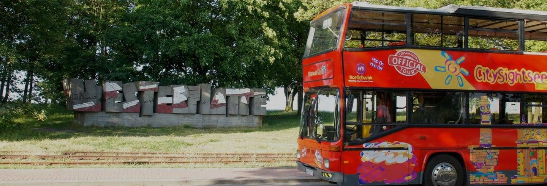 Sightseeing Bus of Gdansk