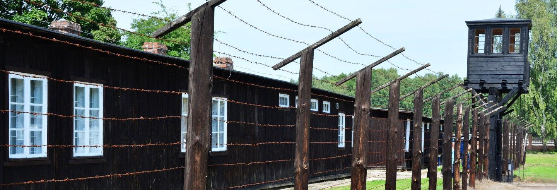 Excursión al campo de concentración de Stutthof