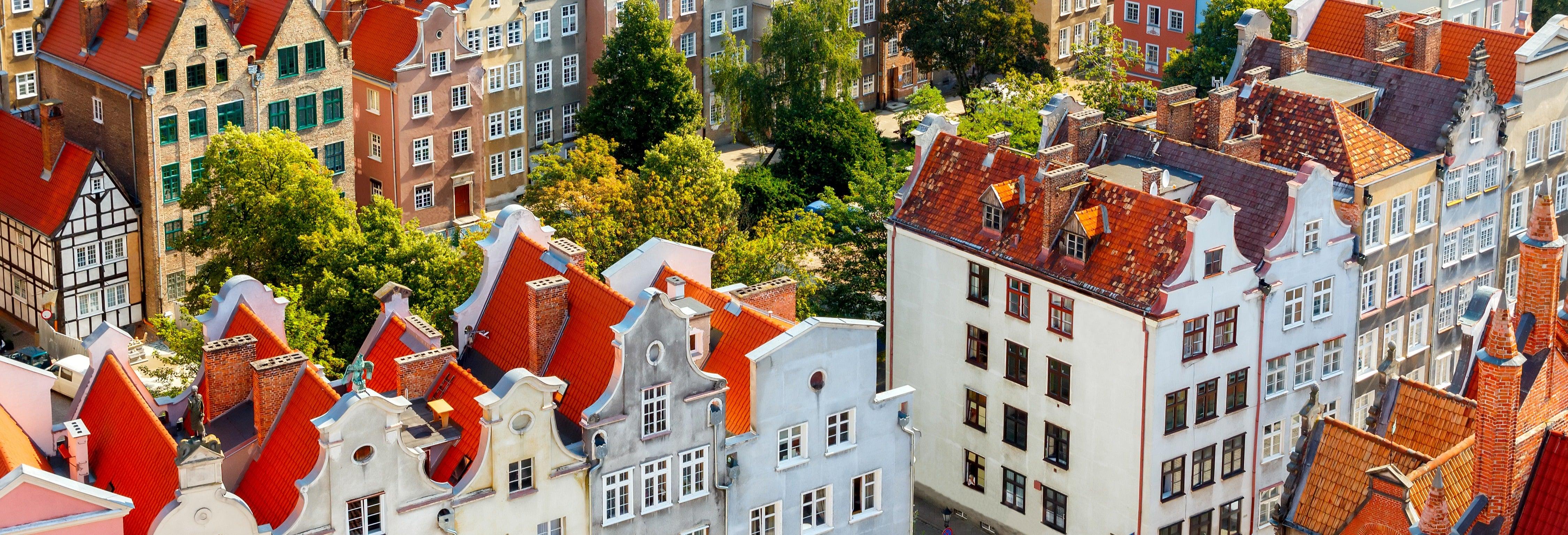 Tour privado por Gdansk con guía en español