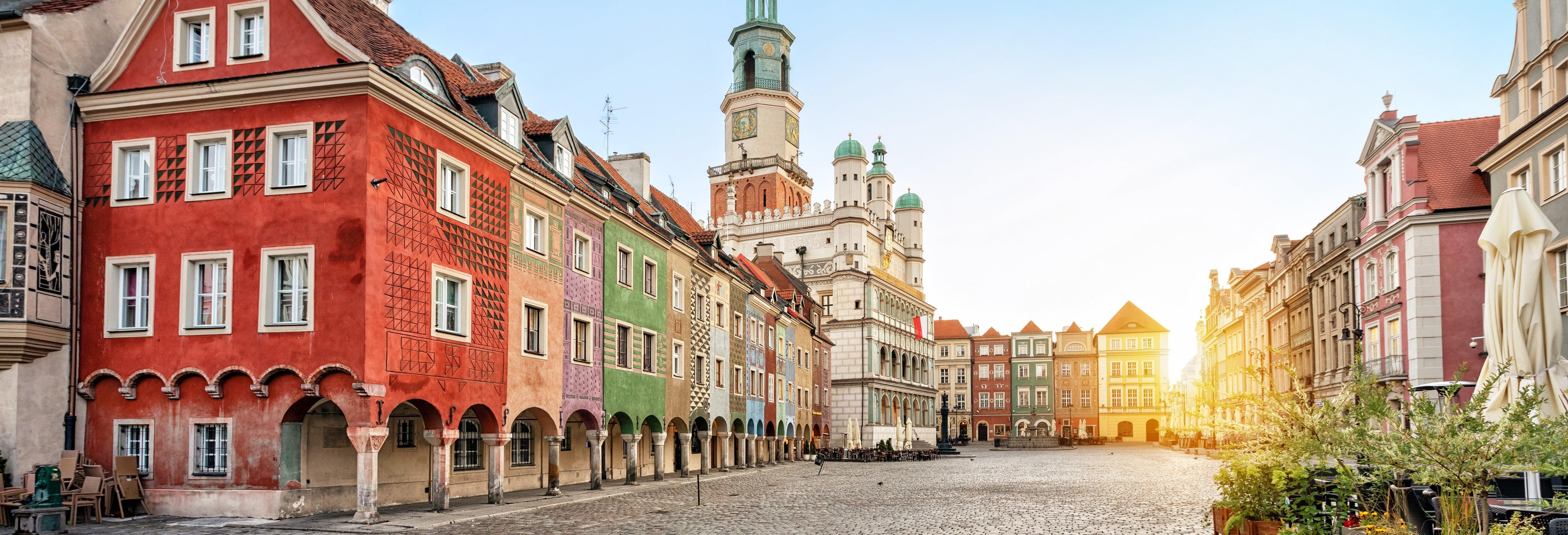 Free tour dans Poznań. C'est gratuit !