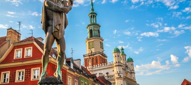 Tour privado por Poznan
