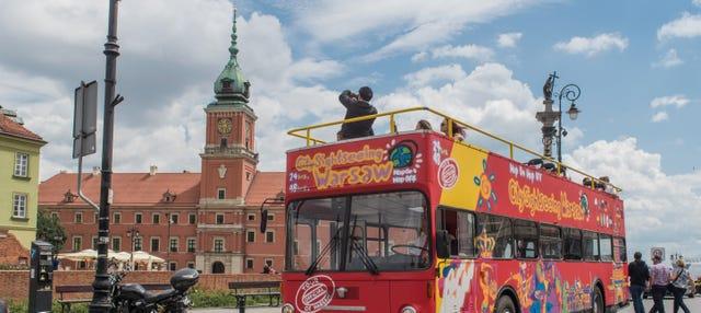 Autobus turistico di Varsavia