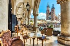 Excursión a Cracovia + Minas de Sal de Wieliczka