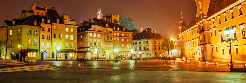 Free tour de los misterios y leyendas de Varsovia