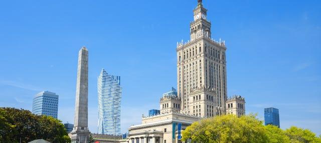 Free tour pela Varsóvia comunista