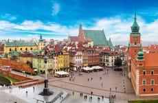 Free tour por Varsovia