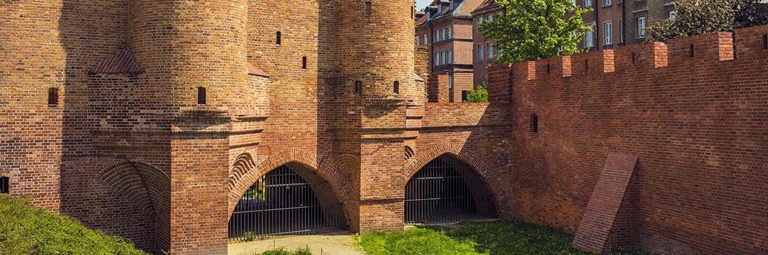 La Barbacane de Varsovie