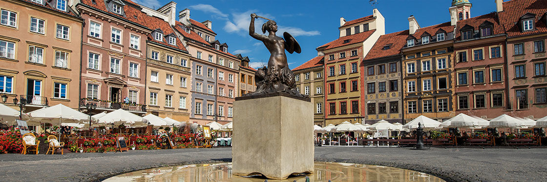 Praça do Mercado de Varsóvia