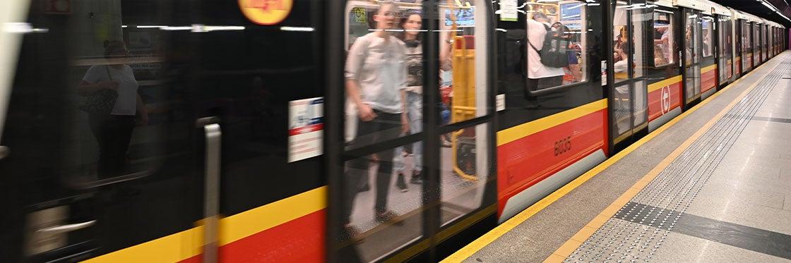 Transporte en Varsovia