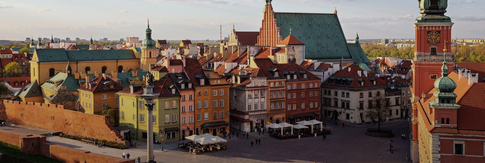 Guía turística de Varsóvia