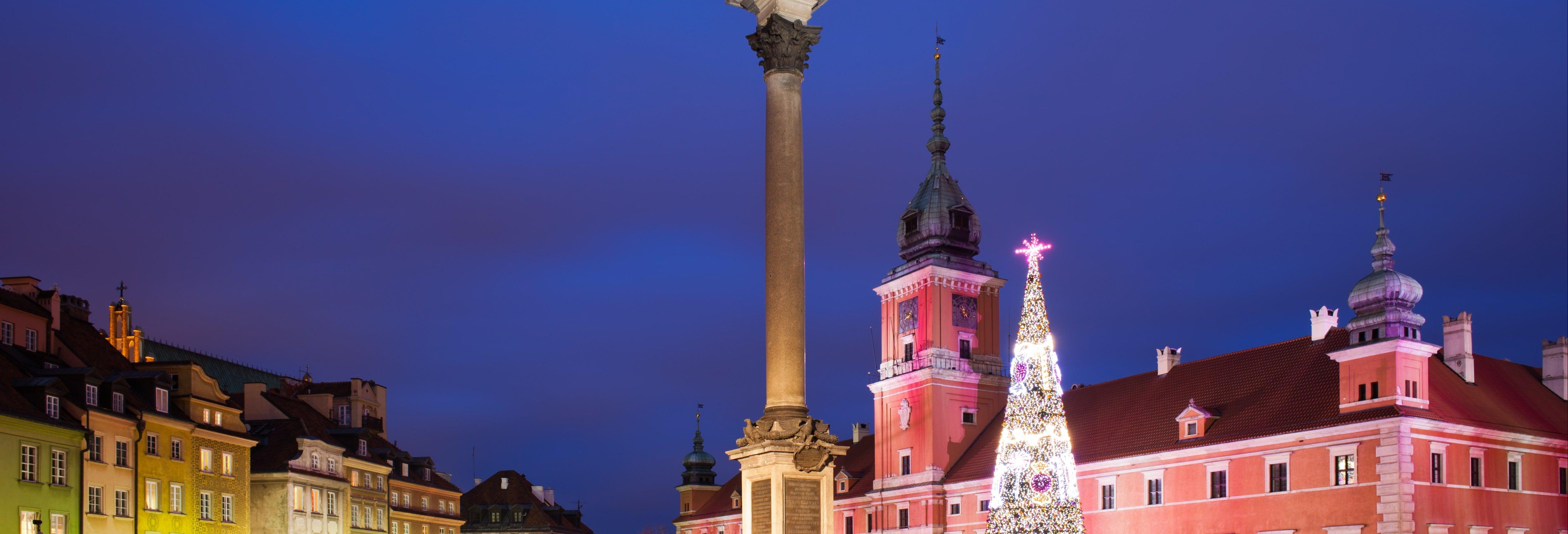 Tour pelos mercados de Natal