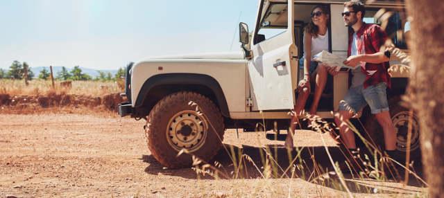 Albuferia Jeep Safari Tour