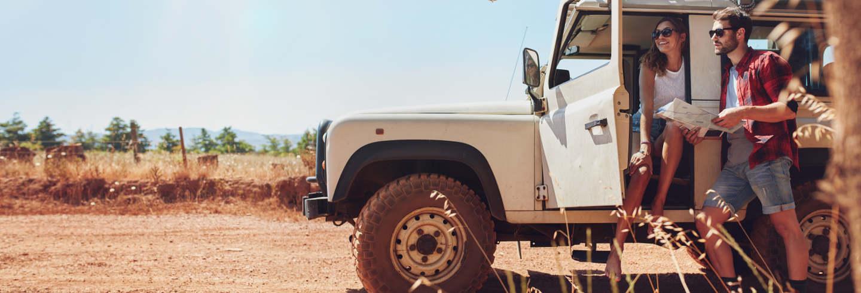 Jeep safari ad Albufeira