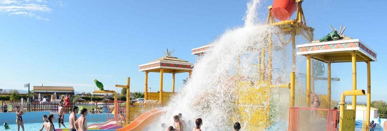 Entrada a Aqualand Algarve