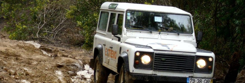 Jeep safari pelo leste do Algarve