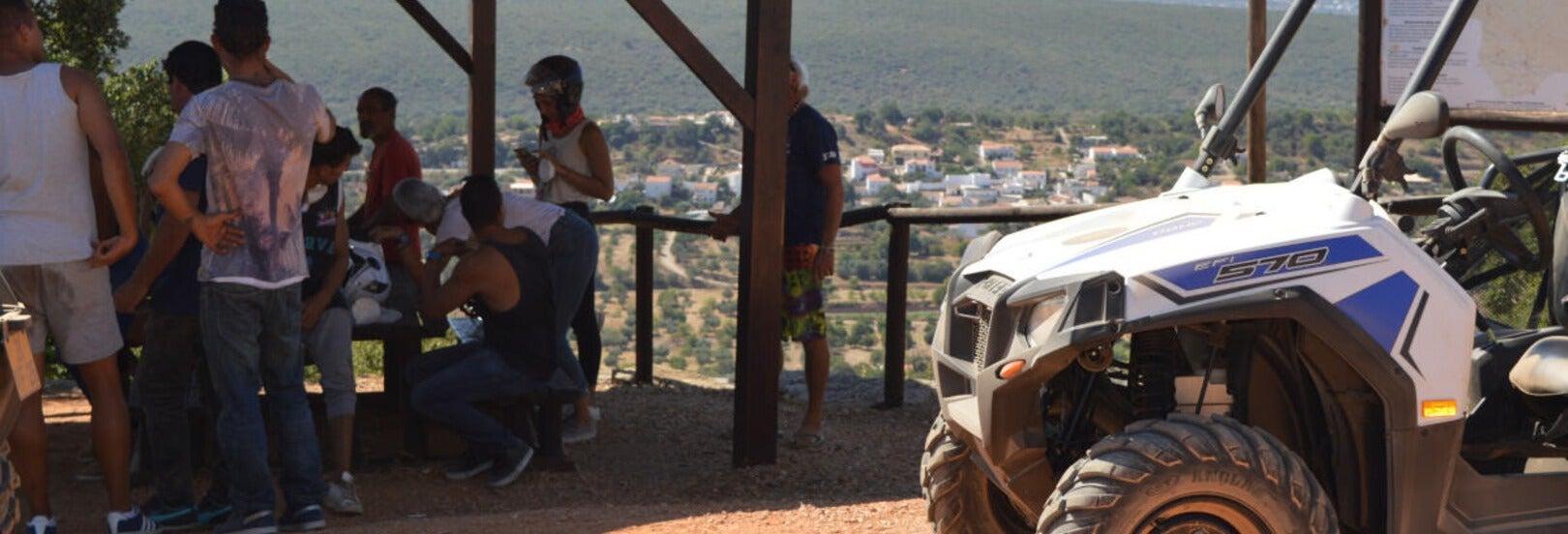 Tour de buggy pelo Algarve