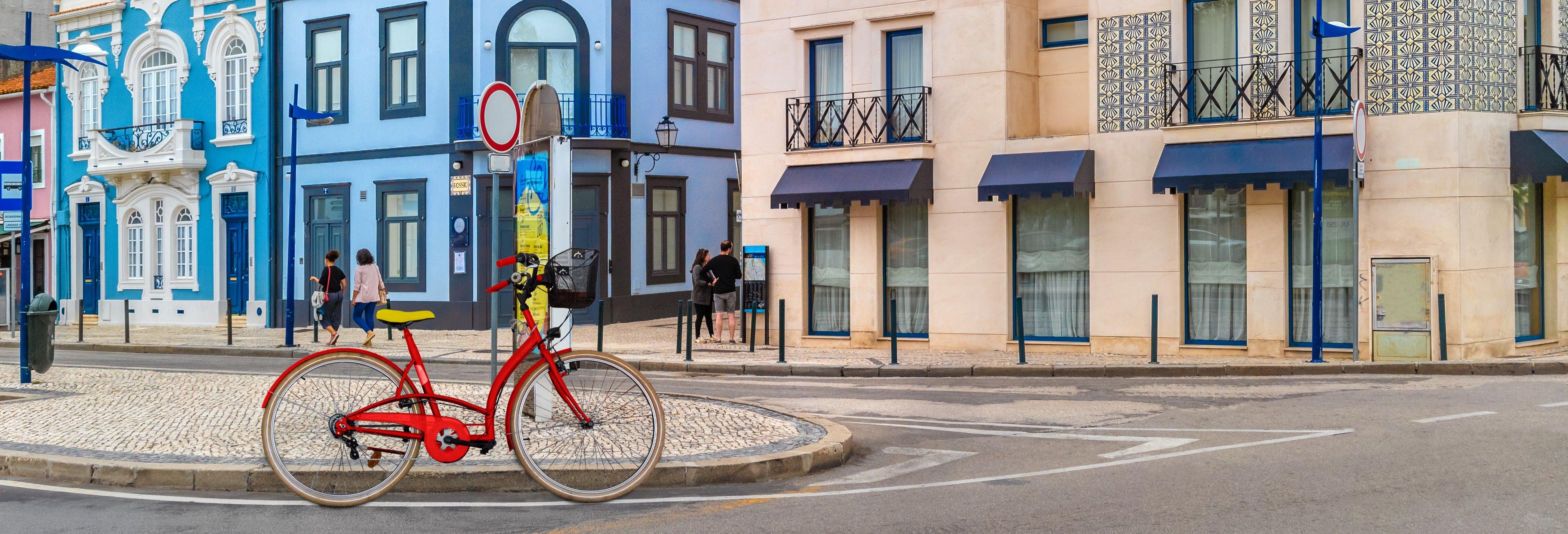 Free tour de bicicleta por Aveiro