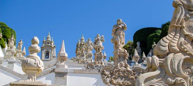 Free tour por el Santuario del Bom Jesus