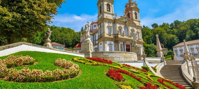 Tour en tuk tuk por Braga