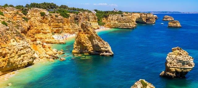 Algarve Boat Tour