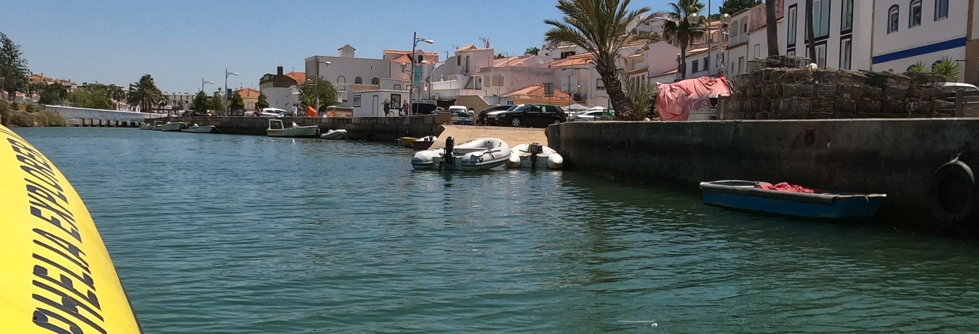 Tour de 4x4 + Passeio de barco pelo rio Arade