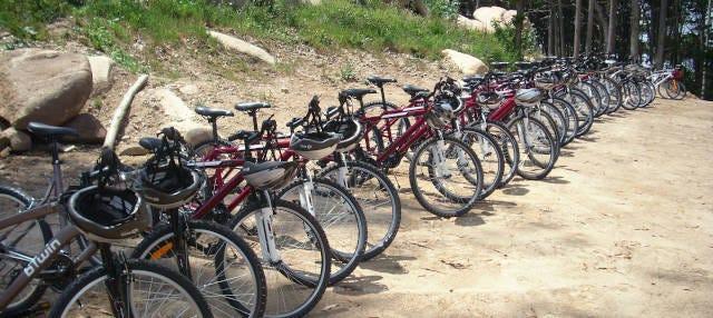 Tour en bicicleta por el Parque Natural Sintra-Cascais