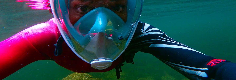 Snorkel en el Parque Nacional Peneda-Gerês