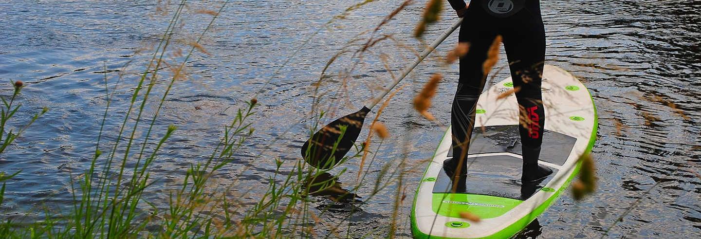 Tour del Parco Nazionale Peneda-Gerês in paddle surf