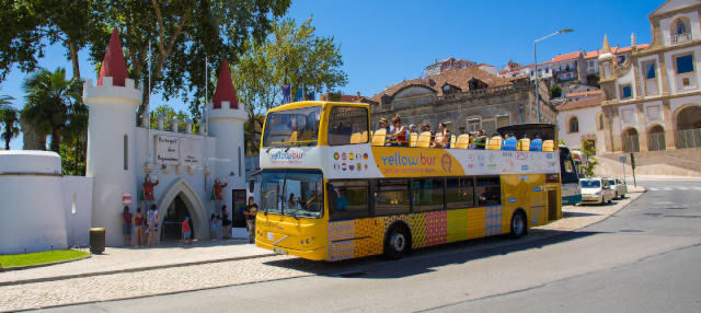 Bus touristique de Coimbra