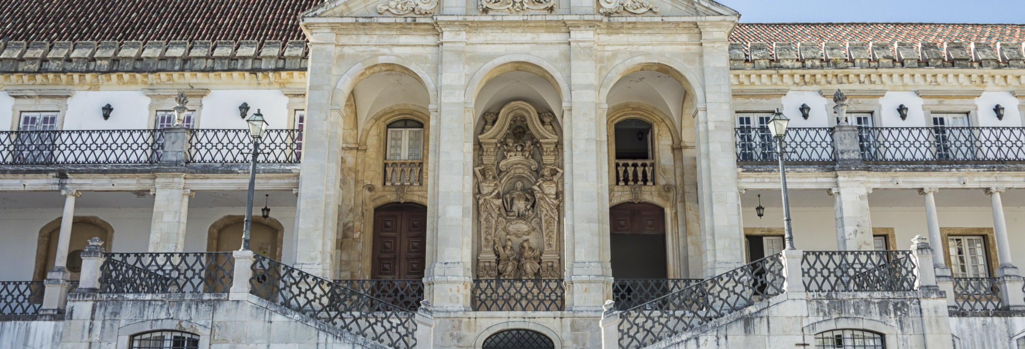 Autobús turístico de Coímbra