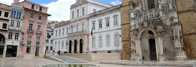 Tour pelo bairro judeu de Coimbra