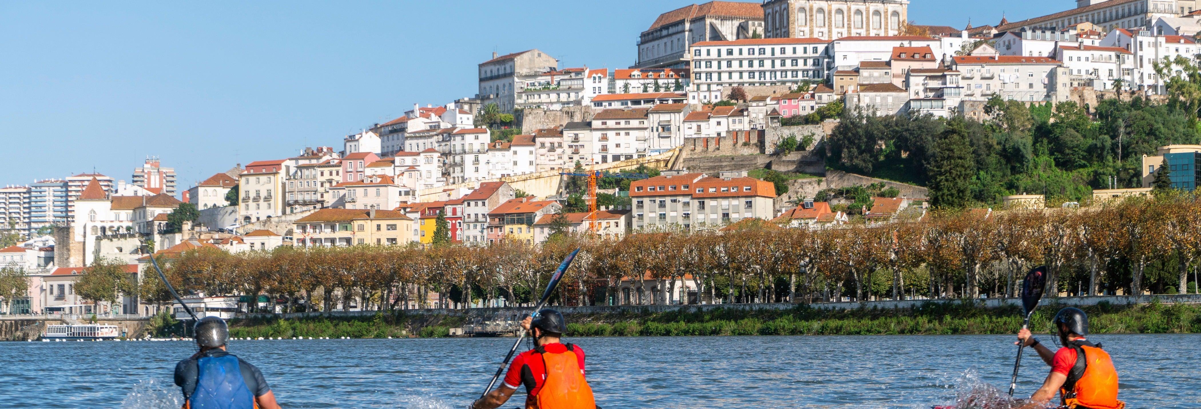 Mondego River Kayak Tour