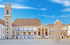 Visita guidata dell'Università di Coimbra