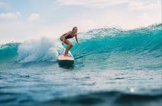 Curso de surf en Esposende