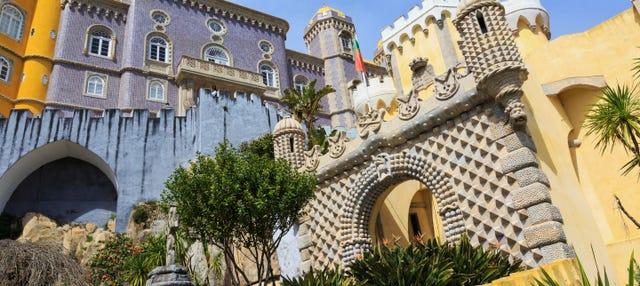 Excursión a Sintra y su Parque Natural en 4x4