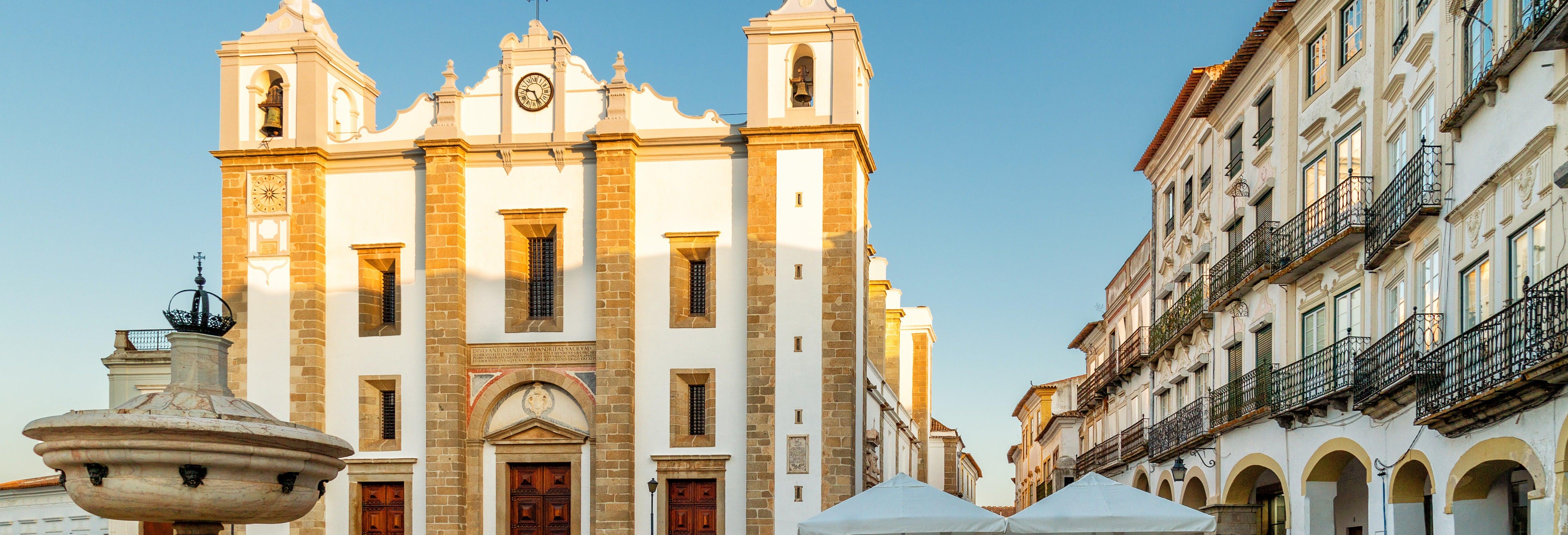 Free tour dans Évora. C'est gratuit !
