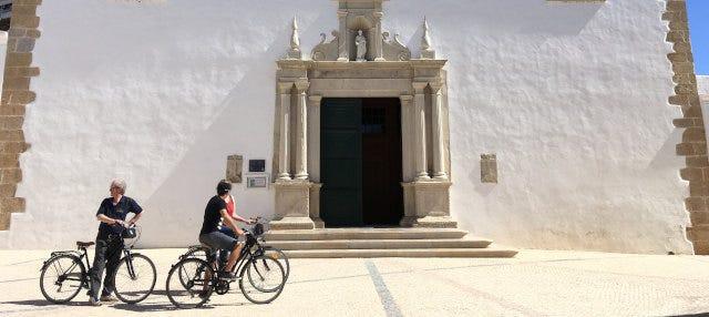 Balade à vélo dans Faro