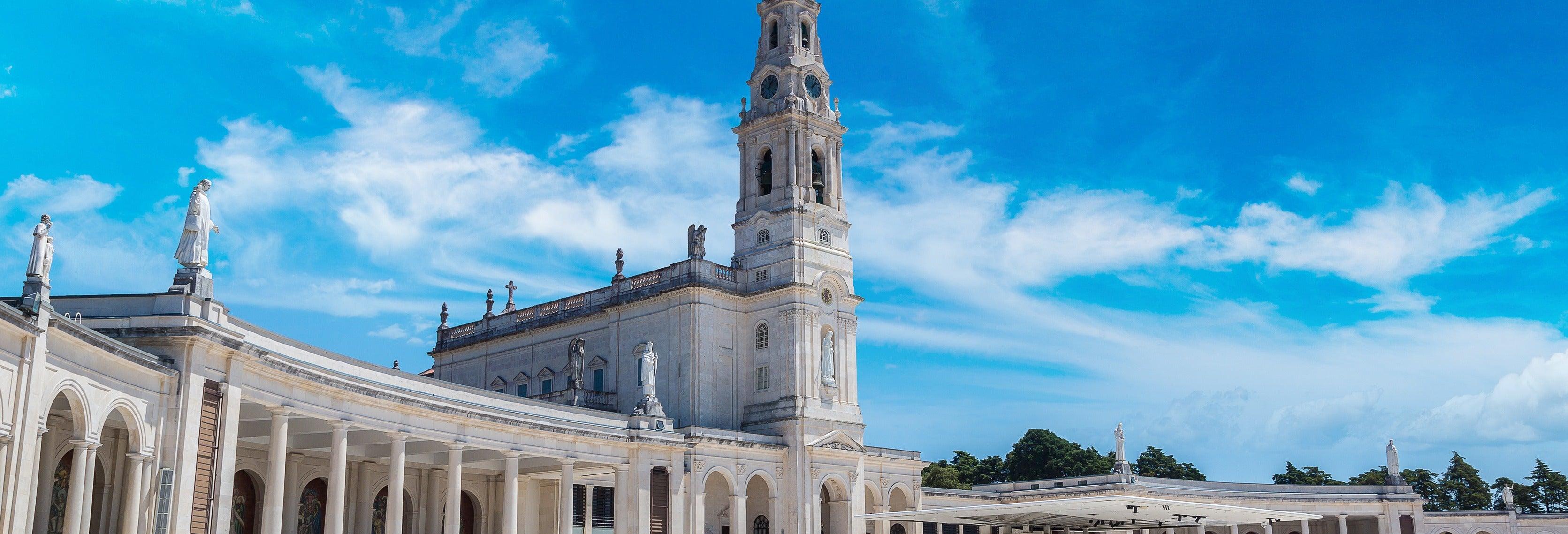 Free tour dans le Sanctuaire de Fátima