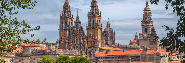 Escursione a Santiago di Compostela