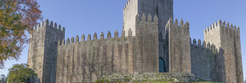 Tour di Guimarães e Braga