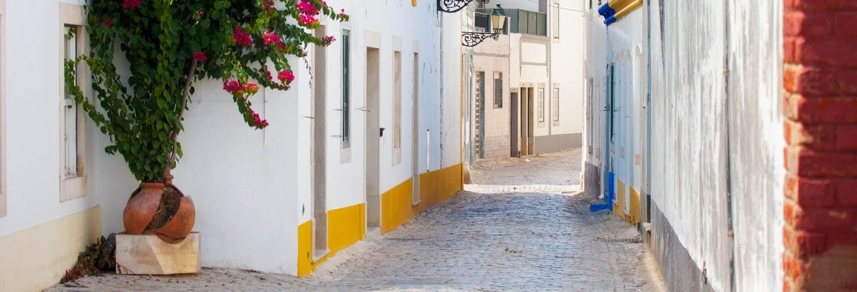 Excursion à Faro, Tavira etOlhão
