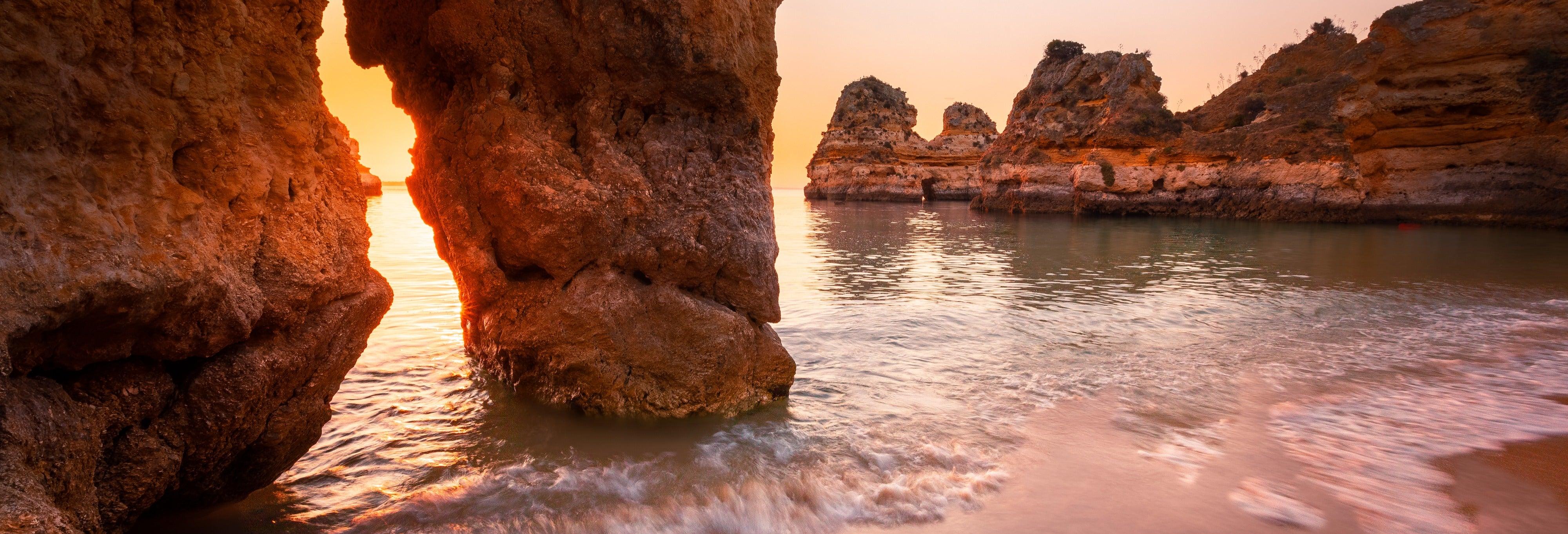 Croisière à Ponta da Piedade au coucher de soleil
