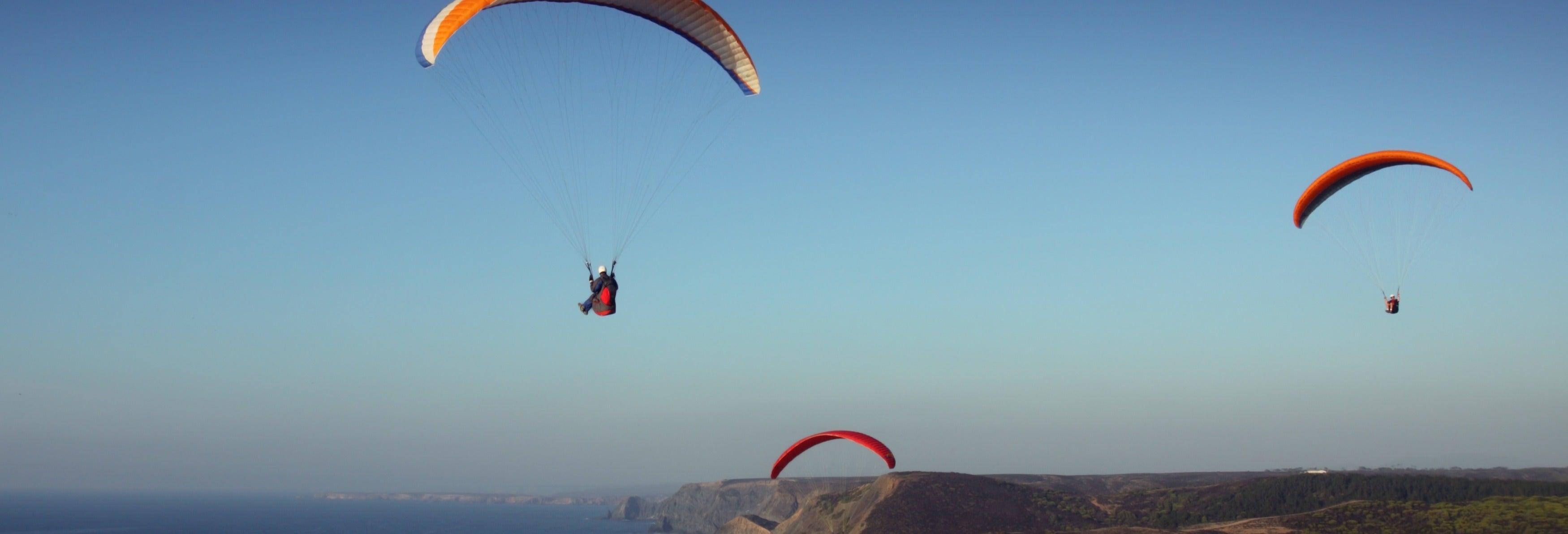 Paragliding in Lagos